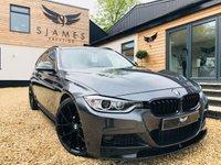 2015 BMW 3 SERIES 3.0 330D XDRIVE M SPORT TOURING 5d AUTO 255 BHP £21990.00