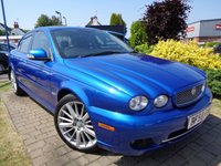USED 2008 58 JAGUAR X-TYPE 2.0 S 4d 129 BHP **Stunning Colour Combination Full Service History 7 Stamps**