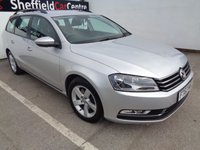 2014 VOLKSWAGEN PASSAT 1.6 S TDI BLUEMOTION TECHNOLOGY 5d 104 BHP £7475.00