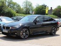 2016 BMW 3 SERIES 3.0 330D M SPORT GRAN TURISMO 5d AUTO 255 BHP £21000.00