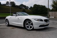 USED 2012 12 BMW Z4 2.0 Z4 SDRIVE20I ROADSTER 2d AUTO 181 BHP FULL LEATHER-PHONE-HEATED SEAT