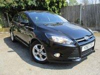 2011 FORD FOCUS 1.6 ZETEC 5d 105 BHP £6195.00