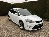 USED 2008 08 FORD FOCUS 2.5 ST-3 3d 225 BHP