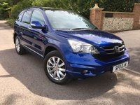 USED 2011 HONDA CR-V 2.2 I-DTEC EX 5d AUTO 148 BHP PLEASE CALL TO VIEW