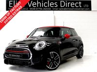 2015 MINI HATCH JOHN COOPER WORKS 2.0 3d AUTO 228 BHP