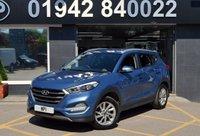 2016 HYUNDAI TUCSON 1.6 GDI SE BLUE DRIVE 5d 130 BHP £13995.00