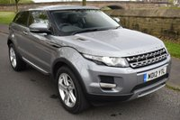 2012 LAND ROVER RANGE ROVER EVOQUE 2.2 SD4 PURE TECH 3d AUTO 190 BHP £17499.00