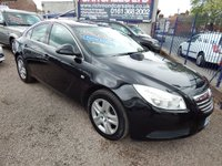 USED 2013 13 VAUXHALL INSIGNIA 2.0 EXCLUSIV CDTI ECOFLEX S/S 5d 157 BHP GREAT VALUE FAMILY CAR,F.S.H, AIR CONDITIONING,