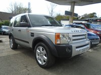 USED 2005 55 LAND ROVER DISCOVERY 2.7 3 TDV6 HSE 5d AUTO 188 BHP