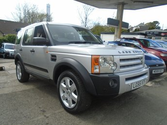 2005 LAND ROVER DISCOVERY 2.7 3 TDV6 HSE 5d AUTO 188 BHP £6495.00