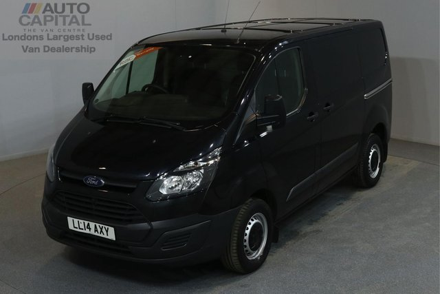 2014 14 FORD TRANSIT CUSTOM 2.2 270 99 BHP L1 H1 SWB LOW ROOF L1 H1, SHORT WHEELBASE, LOW ROOF