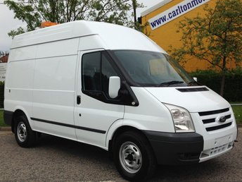 2011 FORD TRANSIT T350 Mwb High Roof [ Mobile Workshop PTO Compressor ] van Free UK Delivery £10950.00