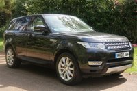 2014 LAND ROVER RANGE ROVER SPORT 3.0 SDV6 HSE 5d AUTO 288 BHP £SOLD