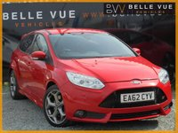 USED 2012 62 FORD FOCUS 2.0 ST-3 5d 247 BHP *DAB, XENONS, HEATED SEATS*