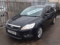 2009 FORD FOCUS 1.6 STYLE TDCI 5d 90 BHP £SOLD