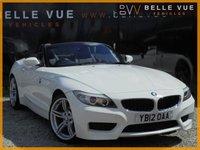 2012 BMW Z4 2.0 Z4 SDRIVE20I M SPORT ROADSTER 2d 181 BHP £13495.00