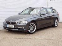 2014 BMW 3 SERIES 3.0 330D XDRIVE LUXURY TOURING 5d AUTO 255 BHP £12989.00