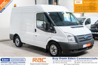 2012 FORD TRANSIT 2.2 280 99 BHP *EXTENSIVE RACKING SYSTEM INCLUDED* £5750.00