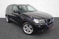 2012 BMW X3 2.0 XDRIVE20D SE 5d AUTO 181 BHP £13991.00
