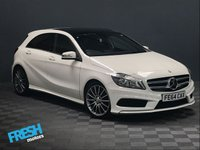 USED 2014 64 MERCEDES-BENZ A CLASS 2.1 A200 CDI AMG SPORT 5d 136 BHP * 0% Deposit Finance Available