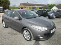 USED 2010 10 RENAULT MEGANE 1.5 I-MUSIC DCI 5DR ALLOYS  £30TAX ALLOYS ALLOYS CD SERVICE HISTORY