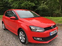 2013 VOLKSWAGEN POLO 1.2 MATCH EDITION TDI 5d 74 BHP £6491.00