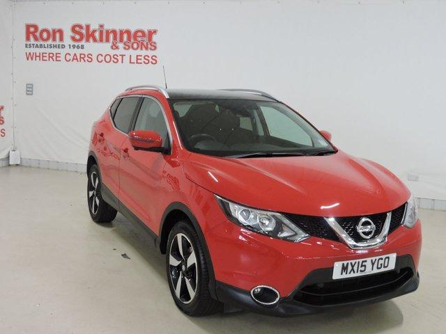 Used Nissan car in Cardiff, Nissan dealer Cardiff