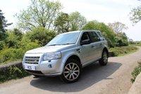2010 LAND ROVER FREELANDER 2.2 TD4 HSE 5d AUTO 159 BHP £12499.00