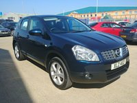 USED 2009 NISSAN QASHQAI 1.5 ACENTA DCI 5d 105 BHP Reverse Parking Sensors | Air Conditioning | Finance Available Please Call 01733 891250