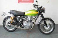 USED 2001 KAWASAKI W 650 Custom Sportster A stunning Retro Roadster ! Free UK delivery.