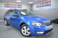 2015 SKODA OCTAVIA 1.6 SE BUSINESS GREENLINE III TDI CR 5d 109 BHP £9999.00