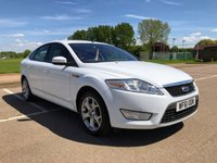 2011 FORD MONDEO SPORT £6995.00