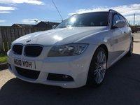 2010 BMW 3 SERIES 2.0 320D M SPORT BUSINESS EDITION TOURING 5d 181 BHP £10990.00