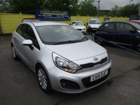 USED 2014 14 KIA RIO 1.2 2 5d 83 BHP VERY CLEAN LOW MILEAGE EXAMPLE !!