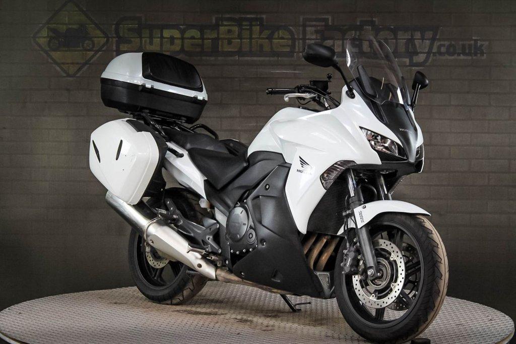 2015 Honda Cbf1000 Cbf 1000 Fa C GBP5891