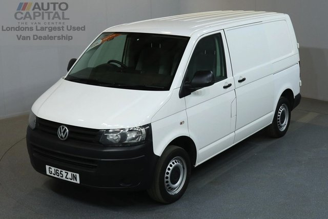 2015 65 VOLKSWAGEN TRANSPORTER 2.0 T28 TDI 102 BHP SWB   ONE OWNER FROM NEW, MOT UNTIL 13/07/2019