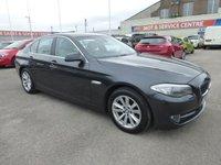 USED 2010 60 BMW 5 SERIES 2.0 520D SE 4d 181 BHP SH * SAT NAV * GOT BAD CREDIT * APPLY NOW