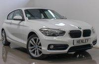 2015 BMW 1 SERIES 1.6 118I SPORT 3d 134 BHP £12490.00