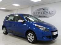 USED 2011 11 RENAULT SCENIC 1.6 BIZU 5d 110 BHP LOOKS FABULOUS, MOT UNTIL 11.2.19