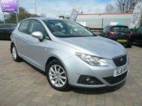 2011 SEAT IBIZA 1.2 CR TDI ECOMOTIVE SE 5d 74 BHP £4499.00
