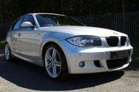 2009 BMW 1 SERIES 2.0 118I M SPORT 5d 141 BHP £8500.00