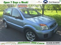 USED 2007 07 FORD FUSION 1.4 ZETEC CLIMATE 5d 78 BHP OPEN 7 DAYS A WEEK!