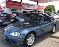 2005 MAZDA MX-5 1.8 ARCTIC ROADSTER FULL LEATHER 144 BHP *ONLY 50,000 MILES* £3795.00