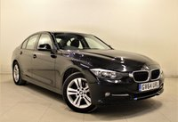 USED 2015 64 BMW 3 SERIES 2.0 320D SPORT 4d AUTO 184 BHP + 1 OWNER +  SAT NAV + AIR CON + AUX + BLUETOOTH