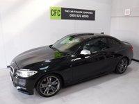 2016 BMW 2 SERIES 3.0 M240I 2d AUTO 335 BHP £25990.00