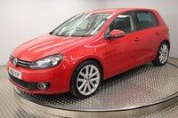 2010 VOLKSWAGEN GOLF 2.0 GT TDI 5d 138 BHP £6494.00