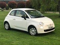 2012 FIAT 500 1.2 POP 3d 69 BHP £4990.00