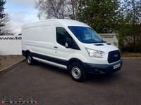 2016 FORD TRANSIT 350 RWD 2.2 125 BHP L3 H2 P/V  **70 VANS IN STOCK** £11850.00