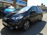 2016 HONDA JAZZ 1.3 I-VTEC EX 5d AUTO 101 BHP £12249.00
