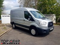 2014 FORD TRANSIT 350 2.2 TREND L2 H2 P/V 125 BHP **CHOICE FROM 70 VANS** £9825.00